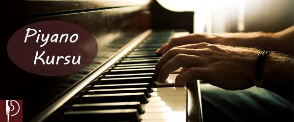 Piyano Kursu İzmir