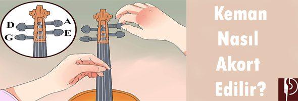 keman-nasıl-akort-edilir