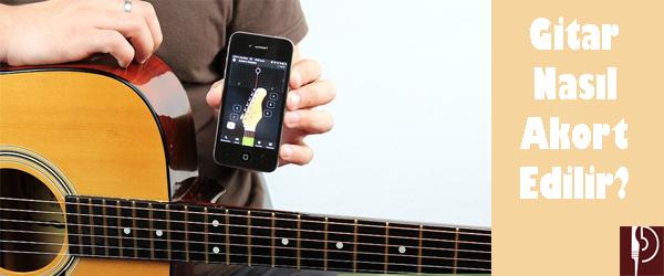 gitarnasılakortedilir