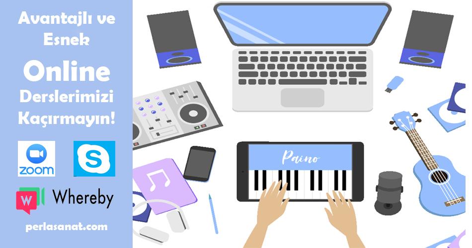 Online Müzik Dersleri